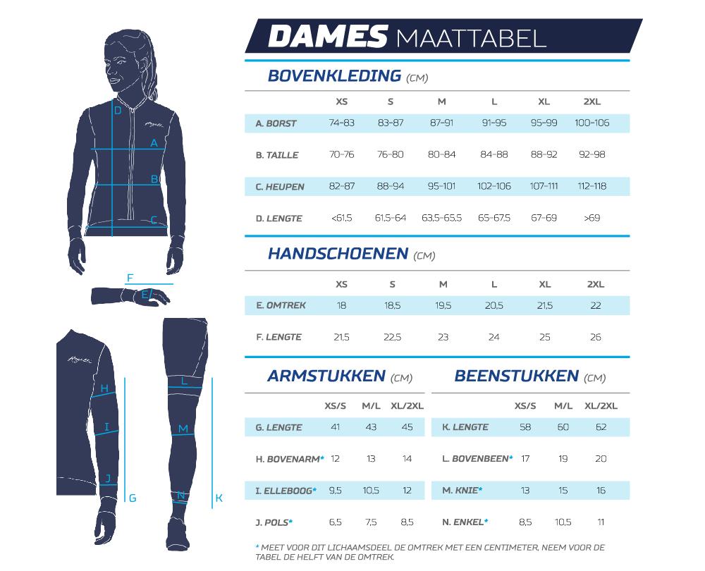 20200925_ROGELLI_MAATTABEL_NL_DAMES