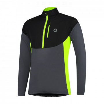 Block Long Sleeve Running Top Men