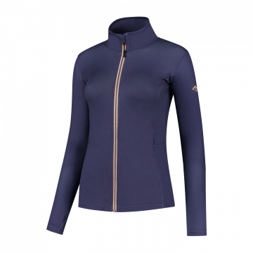 Indigo Running Vest Women